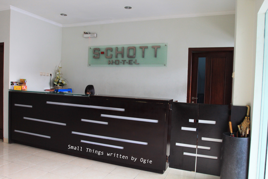 Reception Hotel S-CHOTT