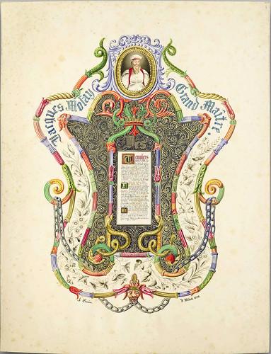 005- L'album du moyen-âge 1836- Jean Midolle