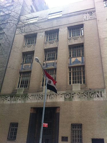Beaux-Arts/Egypt Mission: From A Walk from MoMA to the UN