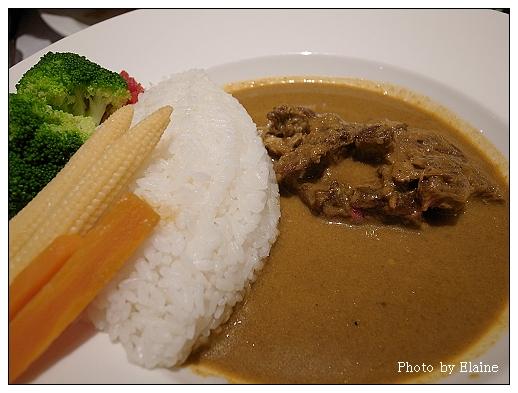 大麥豬肉咖哩飯