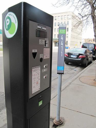 New Minneapolis Parking Meters