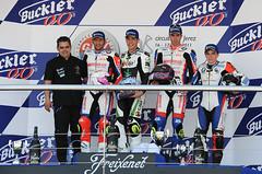 Podium Stock Extreme-Jerez