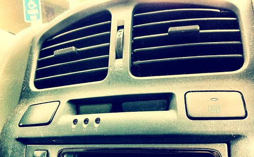 Dashboard stares at you.