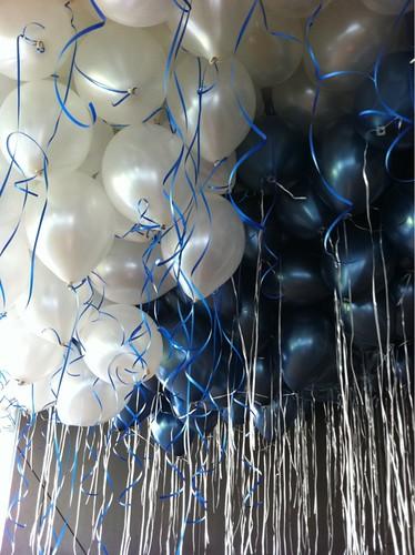 Heliumballonnen Imtech TU Delft