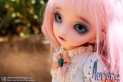 Aurora arrived