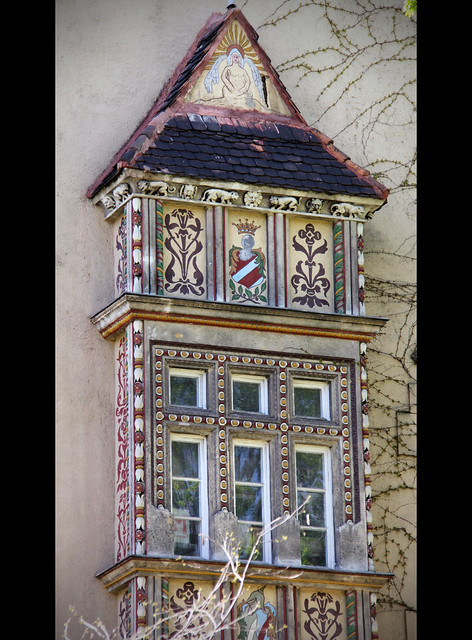Window - Vajdahunyad Castle