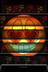 smiley wallpaper for iphone (new) (MAGIC CHARM GRAFIX) Tags: wallpaper cute ipod screensaver background backgrounds wallpapers iphone mc9grafix mcent
