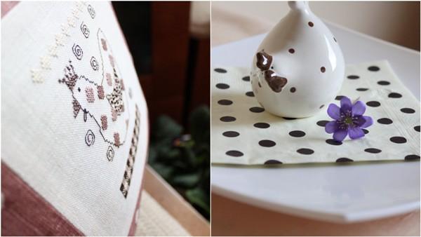 Emma R. Chocolat Poule