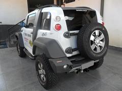 TAC STARK 4x4 (João Paulo Fotografias) Tags: road brazil cars brasil go 4wd off cerrado stark tac goiânia goiás trilha esportivo utilitário