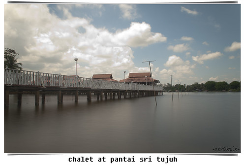 chalet at pantai sri tujuh