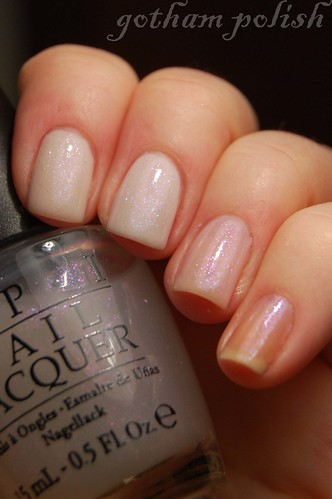 OPI I Juggle Men Layered