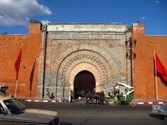 Porta de Agnaou, Marraquexe