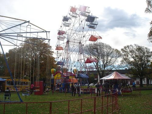 Richmond Park Amusement Park