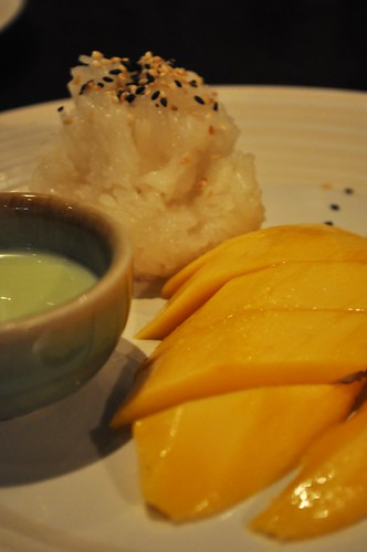 sticky mango rice