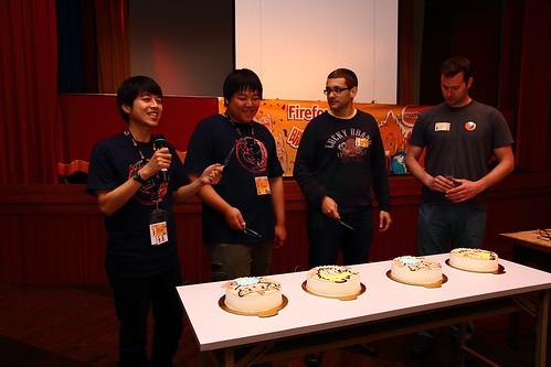 台灣 Firefox 4 Party