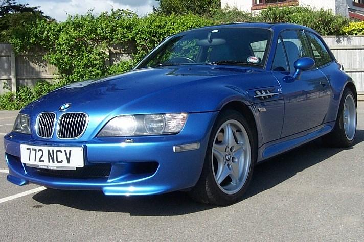 2000 M Coupe Estoril Blue Black Coupe Cartelcoupe Cartel