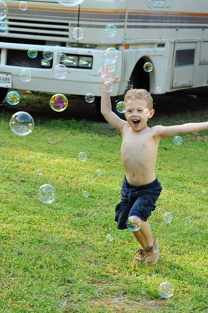 benson bubbles