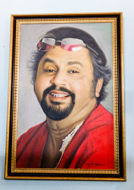 Portrait of Srikantadatta Narsimharaja Wodeyar, Maharaja of Mysore