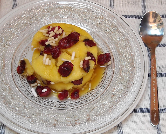Gnocchi-con-cranberries