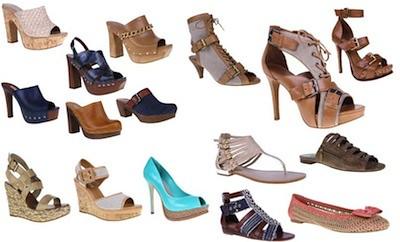 coleção arezzo 2011
