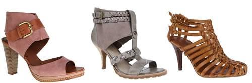 modelos de calçados arezzo 2011