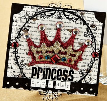 5659165427 5e235a600c o Freebie Friday   Cards Fit for Royalty