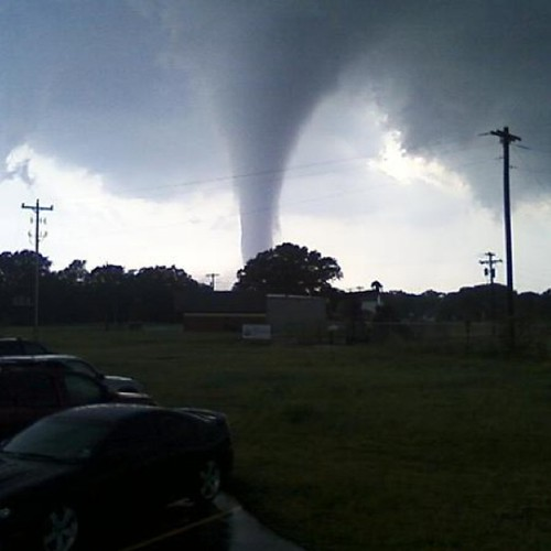 East Texas Tornado