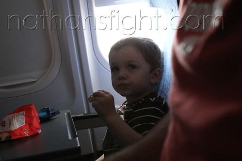 Airplane To Disney - 011