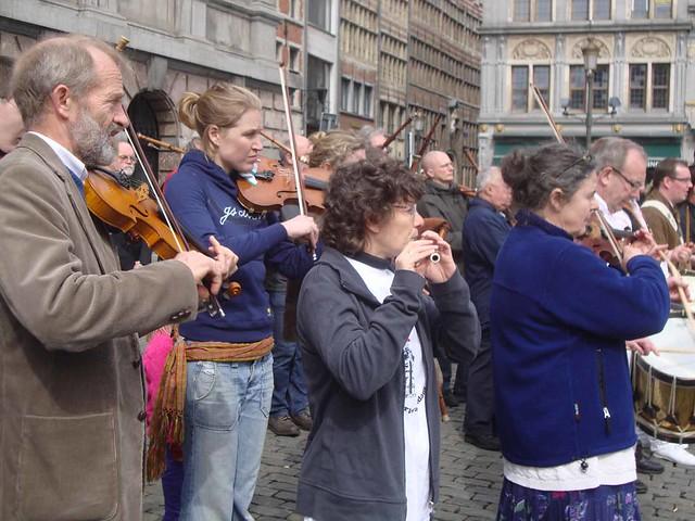 Lea in de Roma maart 2011 - 15