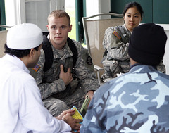 Negotiation for Leaders: Final Exercise for Cadets