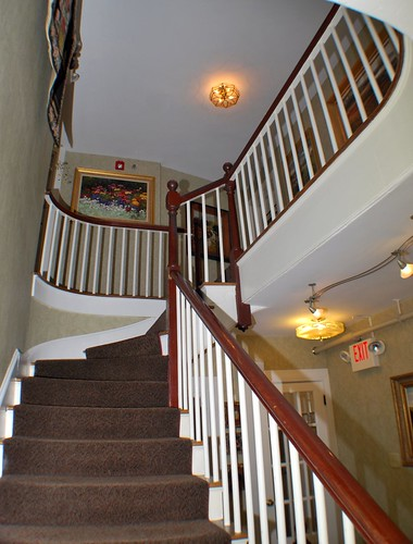 Stairway to the Third Floor