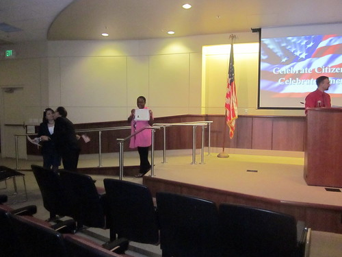 04-26-11 Naturalization Oath Ceremony