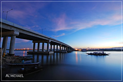 Cansaga Bay Bridge (micxs032(al michael)) Tags: bridge cebusugbo garbongbisaya cansagabay