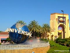 Entrance, Universal Studios Orlando