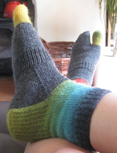 over-thought sock