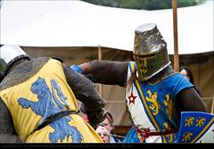 2011_04_24_1335 (John P Norton) Tags: knight f71 reenactment aperturepriority bolsovercastle 1320sec ef100400mmf4556lisusm canoneos7d focallength250mm copyright2011johnnorton