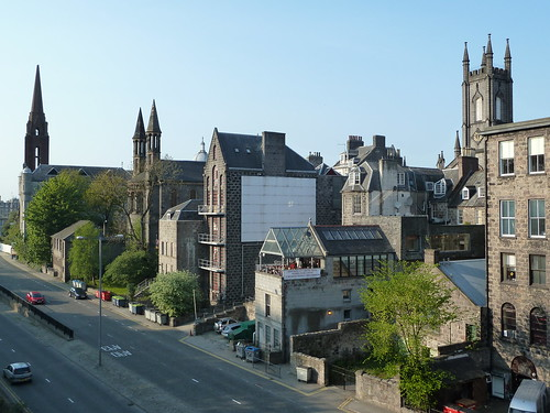 Street Scene, Aberdeen