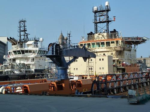 Commercial Shipping, Aberdeen