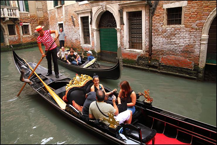 gondola-man