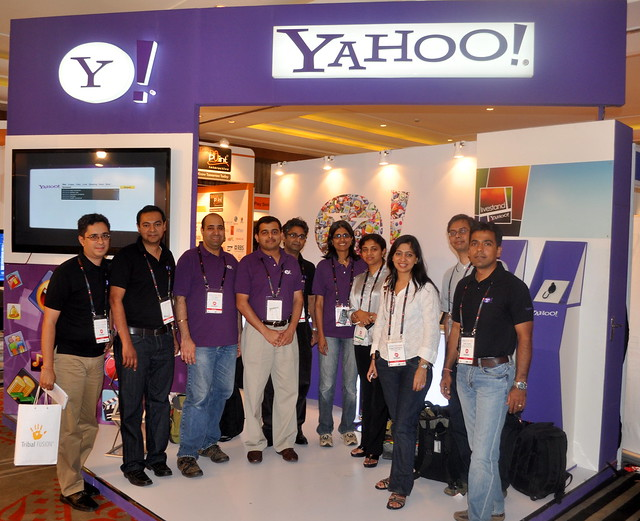 ad:tech Team Yahoo!