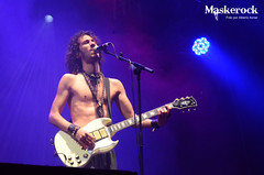 Poncho K # Viña Rock 2011