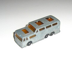 Matchbox Toys Greyhound Bus Model Number 66c Restoration - 1 of 7 (Kelvin64) Tags: greyhound bus buses toy toys restoration matchbox greyhounds restorations 66c