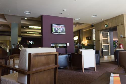 The Hilton Hotel - Belfast