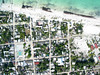 Satellite imagery-Downtown Holbox Island