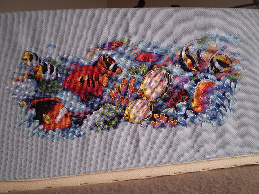 the world u0027s best photos of crossstitch and fish flickr hive mind