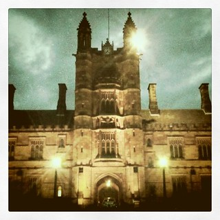 Day 23 of 365 (series 2) #iPhoneography Sydney University