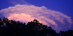 Cloud 2 (Hayden Yates) Tags: sunset weather spectacular austintexas stormcloud mushroomcloud raresight cumulonimbuscloud springcloud