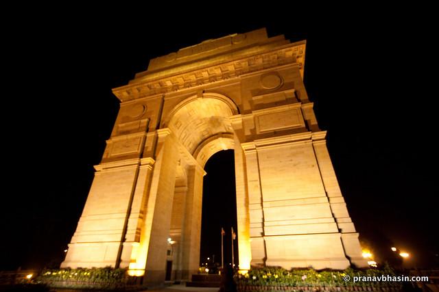 Majestic India Gate