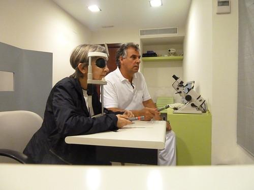 La prueba de Hess Lancaster de la Clínica oftalmológica DYTO