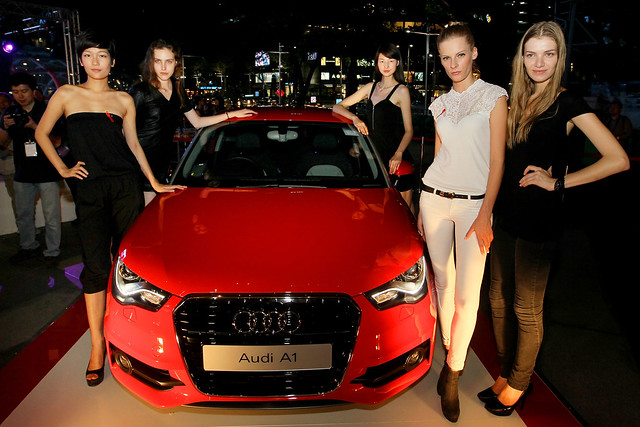 Audi Fashion Festival Model Casting Party